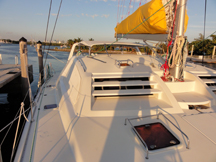 Sailboat         charters key biscayne