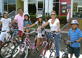 Bike Rentals on Key Biscayne